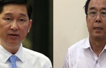 Đề nghị thi hành kỷ luật 2 cựu Phó Chủ tịch TP.HCM