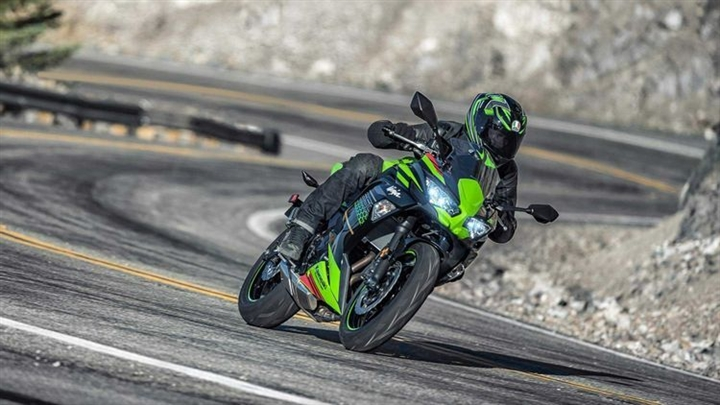 6 mô tô thể thao tốt nhất cho người mới lái - 1