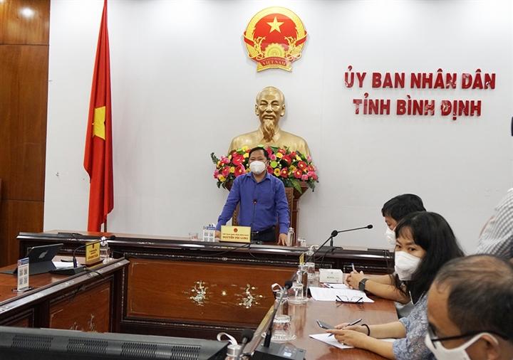 GĐ Sở Du lịch bị đình chỉ công tác, Bình Định thay người tham gia chống dịch - 1