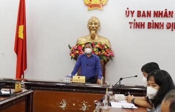 GĐ Sở Du lịch bị đình chỉ công tác, Bình Định thay người tham gia chống dịch