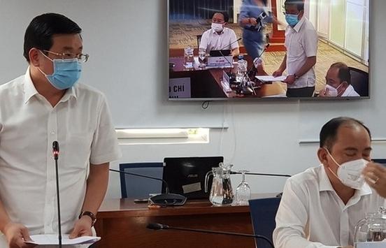 Sở TNMT TP.HCM bác bỏ thông tin tăng giá, từ chối hoả táng bệnh nhân COVID-19