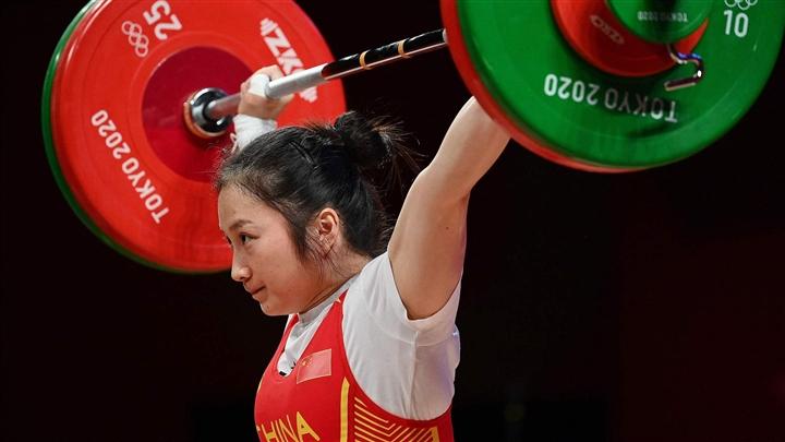 Áp lực khủng khiếp trên đôi vai VĐV Trung Quốc tại Olympic Tokyo - 2