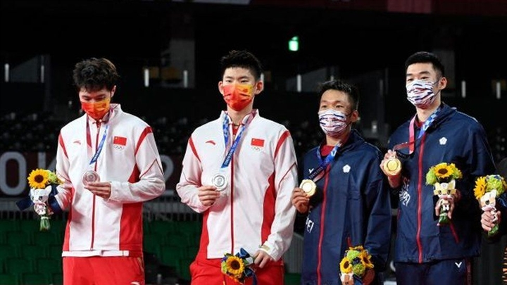 Áp lực khủng khiếp trên đôi vai VĐV Trung Quốc tại Olympic Tokyo - 3