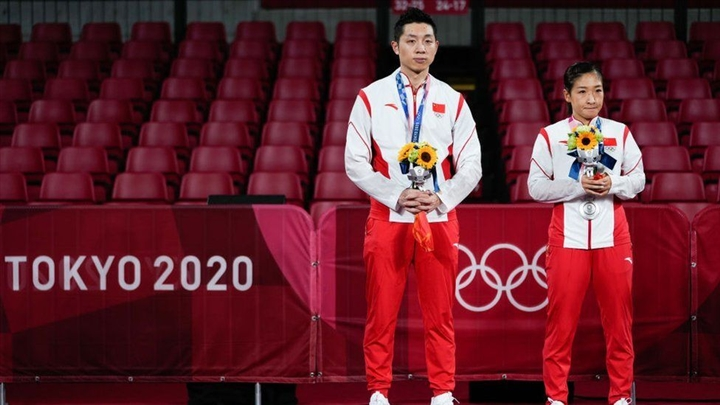 Áp lực khủng khiếp trên đôi vai VĐV Trung Quốc tại Olympic Tokyo - 1