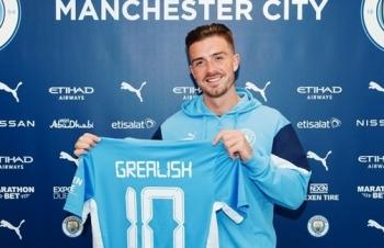 Mua Grealish, Man City phá kỷ lục chuyển nhượng Ngoại hạng Anh