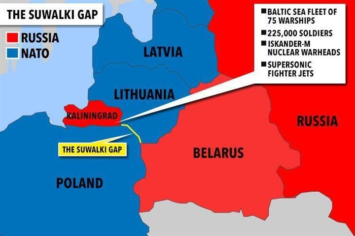Ba Lan mua xe tăng Mỹ, lực lượng Nga ở Kaliningrad lâm vào thế khó - 2