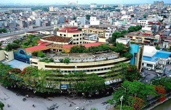 Hải Phòng sẽ xây tổ hợp trung tâm thương mại, khách sạn 5 sao 40 tầng ở chợ Sắt