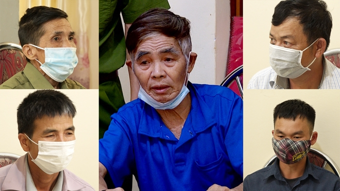Đánh đập, giam giữ 2 công nhân của hợp tác xã ở Sơn La, 5 người bị bắt - 1