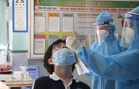 TP.HCM thêm 1.497 người mắc COVID-19, tăng 174 ca so với ngày 5/8