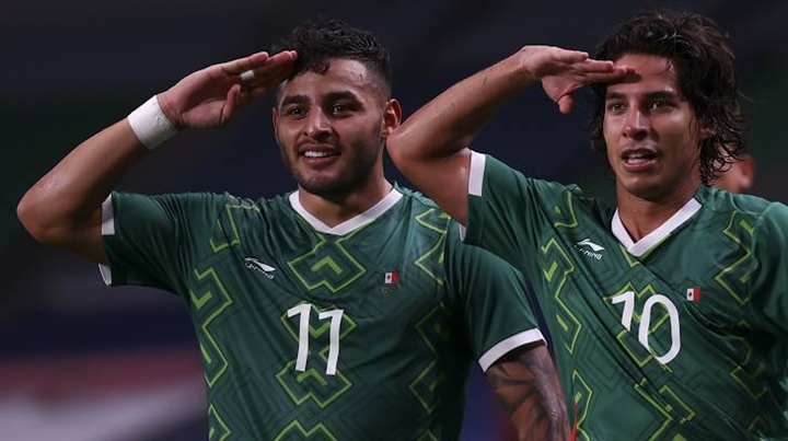 Thua Mexico, bóng đá Nhật Bản trắng tay tại Olympic Tokyo - 2