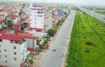 Nhà đất thổ cư giá rẻ ở Hà Nội hút khách giữa mùa dịch