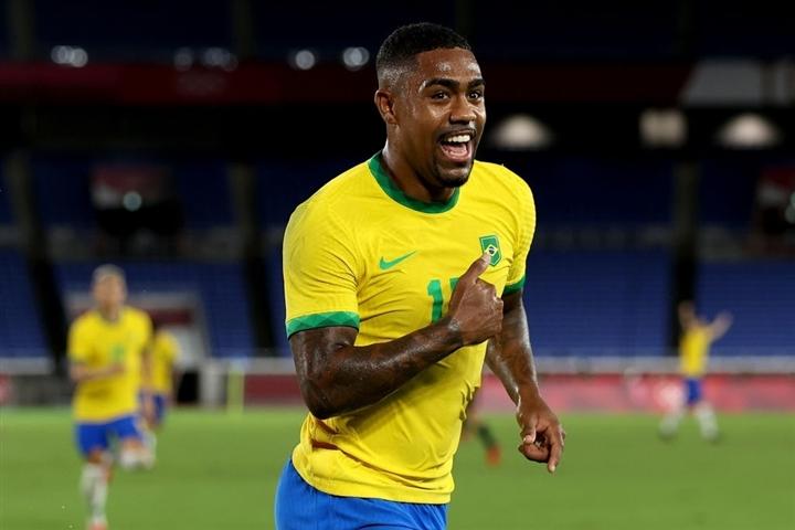 Đánh bại Tây Ban Nha, Brazil giành HCV bóng đá nam Olympic Tokyo 2020 - 2