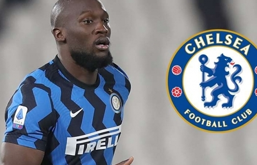 Chelsea đạt thỏa thuận mua Lukaku