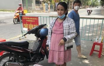 Bà bầu mang 36 gói ma tuý định vượt chốt kiểm dịch
