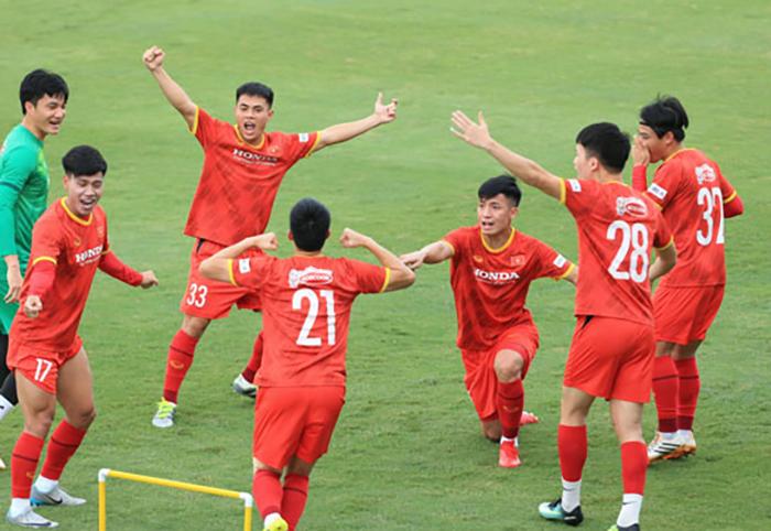 Thang đo đẳng cấp cho đội tuyển Việt Nam -0