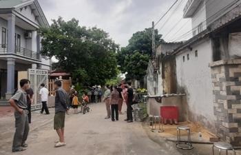 Bắc Giang: Cả gia đình bị gã hàng xóm truy sát, 3 người thương vong