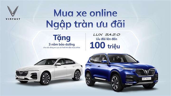 VinFast cung cấp giải pháp mua ô tô trực tuyến đầu tiên tại Việt Nam - 1