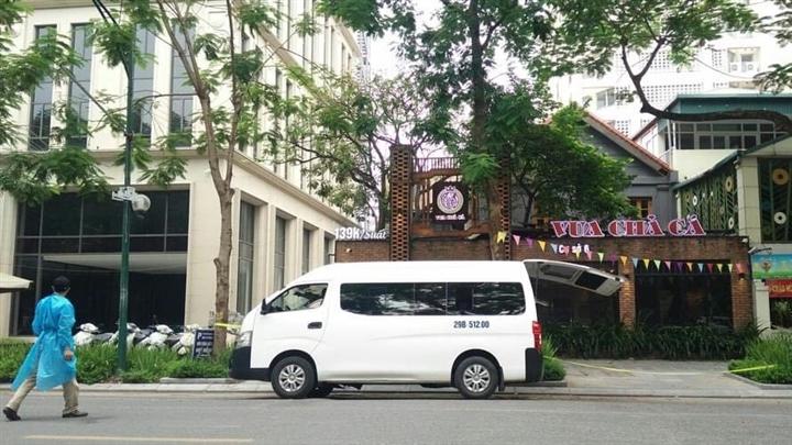 Hà Nội: Phát hiện thi thể bên trong nhà hàng Vua Chả Cá  - 1