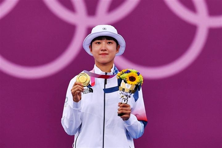 7 VĐV nổi bật nhất Olympic Tokyo: McKeon thống trị môn bơi, An San lập kỳ tích - 2