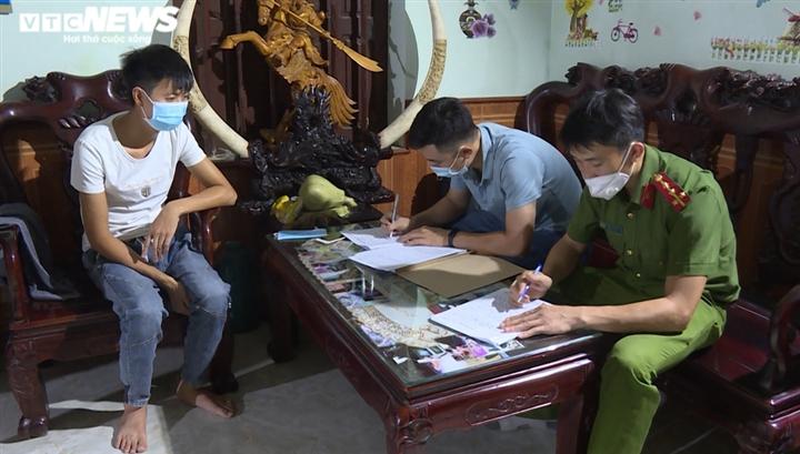 Bắc Ninh: Bắt nhóm làm giả phiếu kết quả xét nghiệm SARS-CoV-2 - 1