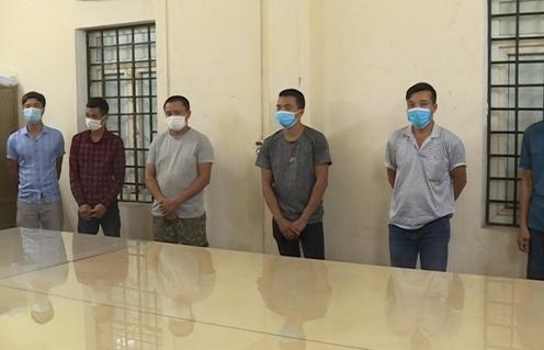 Bắc Ninh: Bắt nhóm làm giả phiếu kết quả xét nghiệm SARS-CoV-2