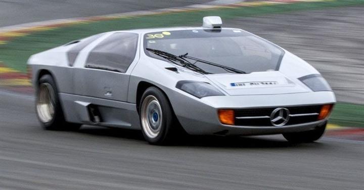 5 mẫu xe thể thao siêu hiếm của Đức - 4