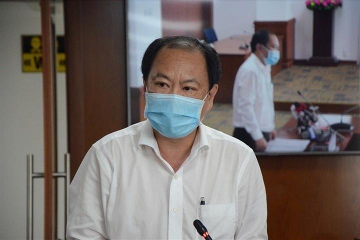 TP.HCM còn hơn 900.000 liều vaccine COVID-19, dự kiến đến 12/8 sẽ tiêm hết - 1