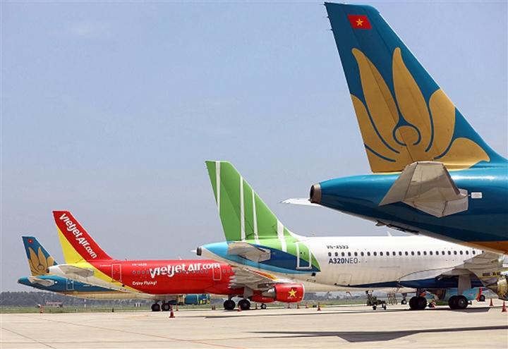 Đường bay TP.HCM-Hà Nội có thể chỉ khai thác dưới 2 chuyến khứ hồi/ngày - 1