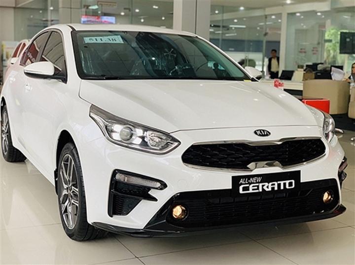 10 mẫu xe bán chạy nhất thị trường Việt Nam trong tháng 7  - 4