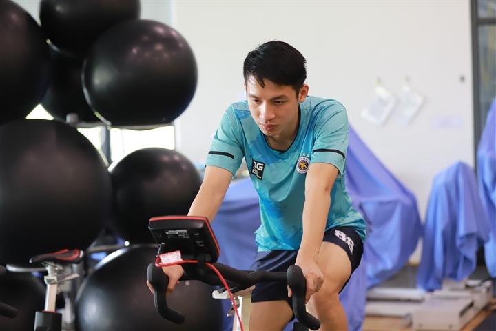 Tiền vệ Đỗ Hùng Dũng trở lại thi đấu vào năm 2022 - 2