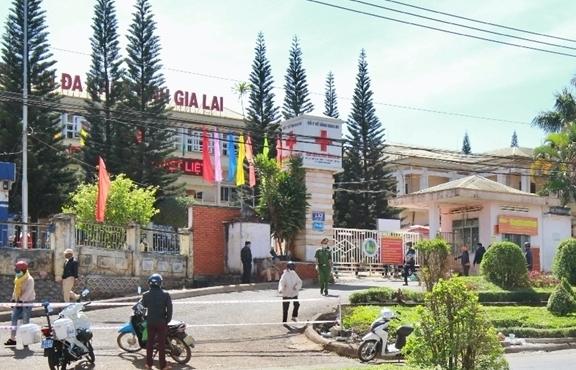 Gia Lai tạm đình chỉ công tác Giám đốc Bệnh viện đa khoa tỉnh
