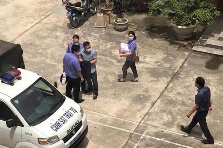 Phó trưởng Công an quận Đồ Sơn chỉ đạo lập hồ sơ khống vụ ma túy ở quán karaoke - 2