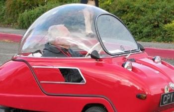 5 mẫu ô tô siêu nhỏ