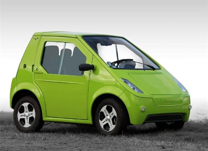 5 mẫu ô tô siêu nhỏ - 4