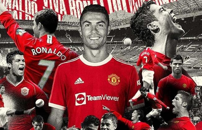 Trở lại Man Utd, Ronaldo gửi lời tri ân đặc biệt đến Sir Alex Ferguson