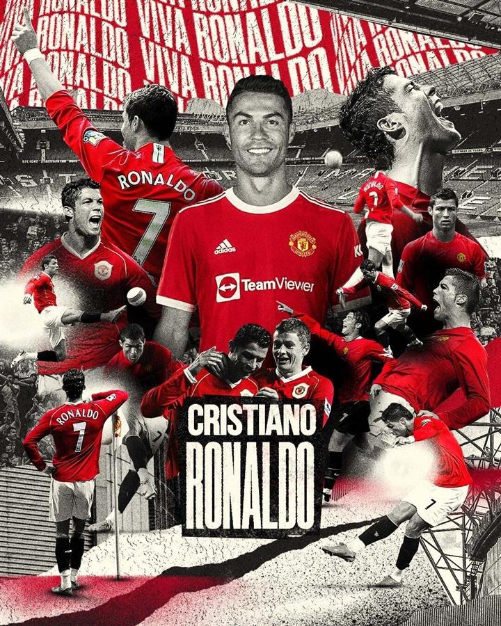 Trở lại Man Utd, Ronaldo gửi lời tri ân đặc biệt đến Sir Alex Ferguson - 1