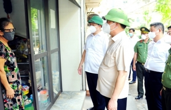 Bí thư Hà Nội: Chuẩn bị trước các tình huống ở mức độ cao hơn để không bị động