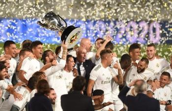 Real Madrid: May mắn sẽ không đi cùng mãi đâu, Zidane!