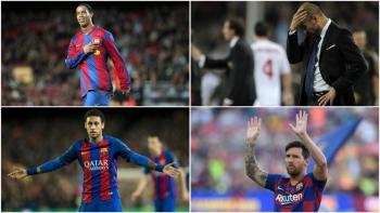 """Real Madrid vô địch La Liga là """"điềm xấu"""" với Barcelona?"""