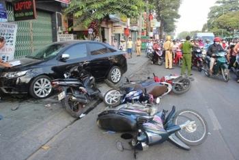 Mười sáu người tử vong vì tai nạn giao thông trong ngày nghỉ lễ Quốc khánh