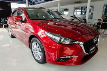 Nhiều mẫu ô tô được giảm giá tính lệ phí trước bạ cả trăm triệu đồng