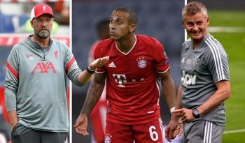 """Man United tính """"cướp"""" Thiago trước Liverpool"""