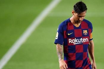 Barca cứng rắn, Messi có thể phải ngậm ngùi ở lại