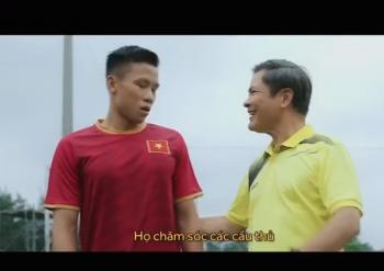 Quế Ngọc Hải và những cầu thủ Việt Nam gặp rắc rối vì đóng quảng cáo