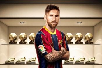 Gió đảo chiều chóng vánh, Messi tuyên bố ở lại Barca!