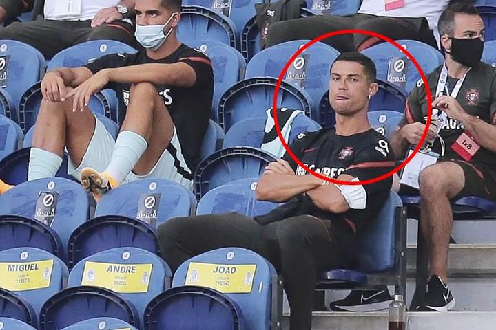 Vì sao Ronaldo không được vào sân trận Bồ Đào Nha 4-1 Croatia?