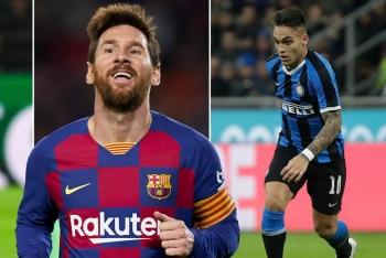 Vỗ về Messi, Barca mua gấp tiền đạo từng gặp nạn ở Mỹ Đình
