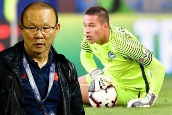 Thầy Park có tiếc khi mất đứt Filip Nguyễn?