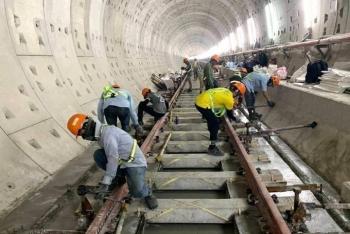 Mỗi ngày robot TBM đào được bao nhiêu mét hầm đường sắt Nhổn- Ga Hà Nội?