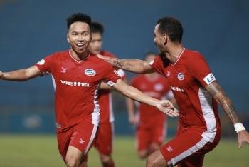 Ba cầu thủ Viettel bị treo giò ở chung kết với Hà Nội FC